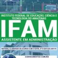 Download Apostila Concurso IFAM 2019 PDF